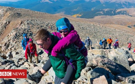 103577173 p06m4q9c - Why 27 hikers helped woman up mountain