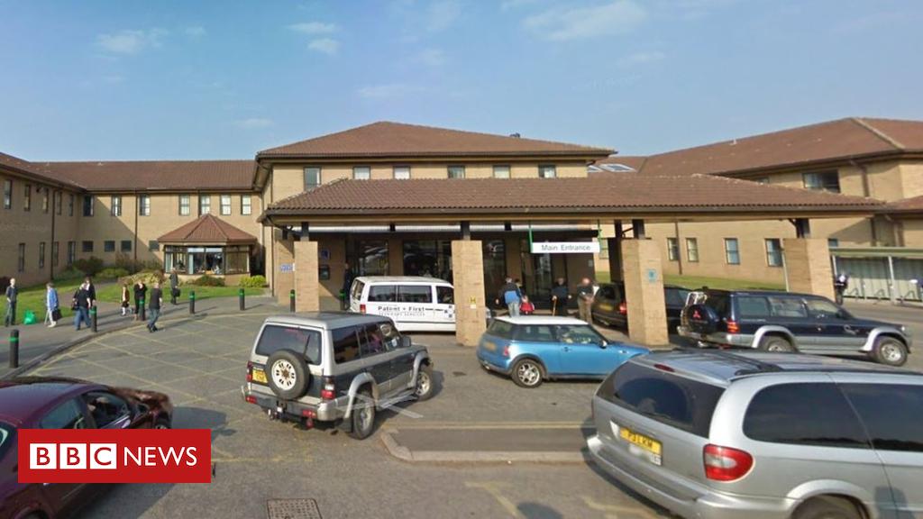 103582879 capture - Telford hospital's A&E to temporarily close overnight
