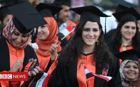 103584315 iraq - Baghdad University makes global ranking