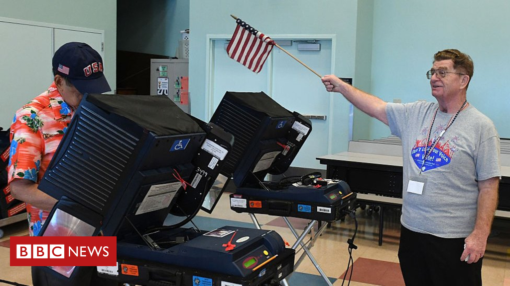 103615643 gettyimages 621787180 - US mid-terms: Hackers expose 'staggering' voter machine flaws