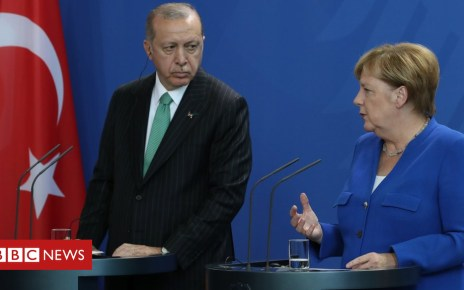 103620253 049611884 - Turkey-Germany: Erdogan urges Merkel to extradite Gulen 'terrorists'