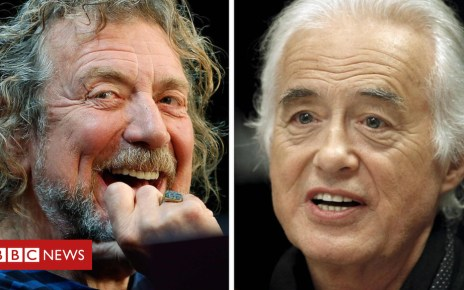 89188509 89188508 - Led Zeppelin to face new Stairway to Heaven trial
