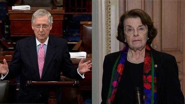 1538751007 764 Brett Kavanaugh First test vote due on Supreme Court nominee - Brett Kavanaugh: Key senators back embattled Supreme Court pick