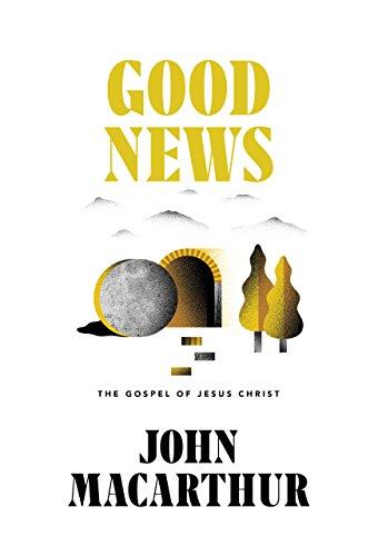 417EA+qXGkL - Good News: The Gospel of Jesus Christ