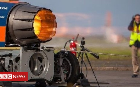 102847766 4 - Bloodhound 1,000mph car goes into administration