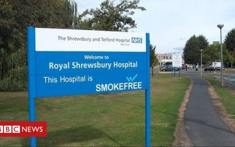 103321384 sept6 rshsignbbc - Shropshire baby death trust told to report weekly to CQC