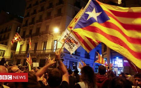 103676729 cat1 - Catalonia: What would an economic split from Spain mean?