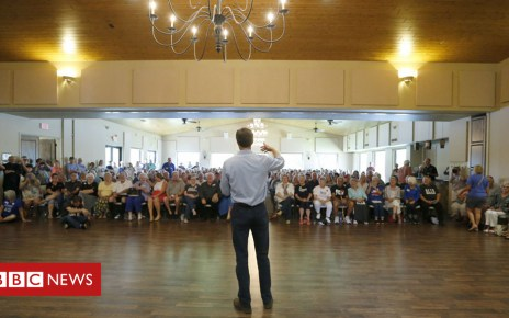 103679955 beto 976getty - Beto O'Rourke: Democrats dazzled by rising star in Texas