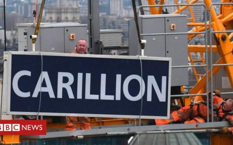 103781659 carillion1 - Company audits face tougher scrutiny under new plans
