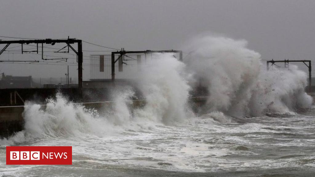 103854439 mediaitem103854438 - Parts of Scotland hit by more heavy rain following Storm Callum