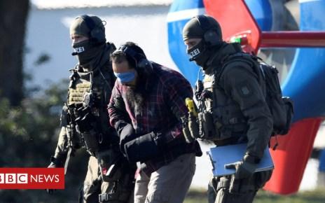 103867391 hi049972647 - Mounir al-Motassadek: Germany releases 9/11 accomplice