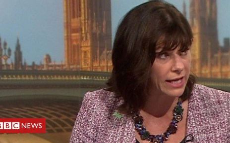 103872904 p06nxt6b - Claire Perry on Commons bullying claims and Bercow behaviour