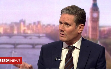 103949783 p06pgwm0 - Keir Starmer: New Brexit plan unlikely to survive the new year