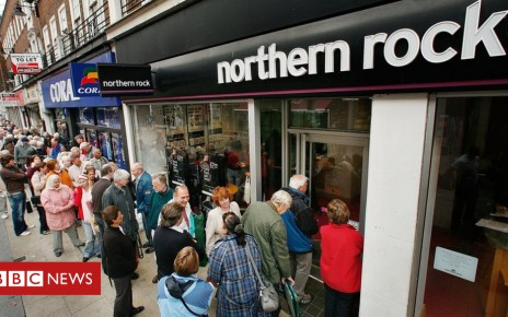 103956239 rock - Northern Rock: US firm 'misled' UK government on mortgages
