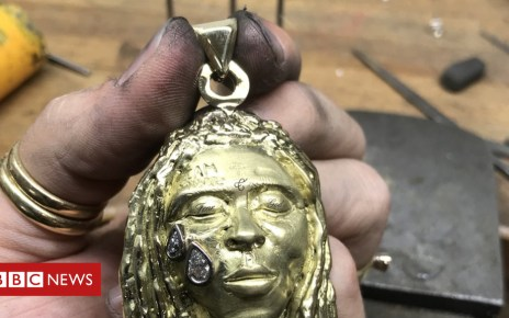 103965116 joy2 - Lil Wayne necklace helps art student pay university fees
