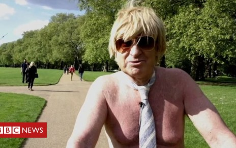103966711 319ffc10 784e 49c6 a3e2 e6ee7f94ceb0 - Conservative MP Michael Fabricant 'cycles naked through London park'
