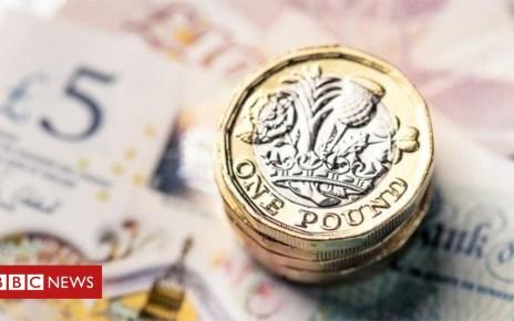 104090344 money2 getty - Budget 2018: Philip Hammond hails better borrowing figures