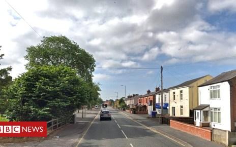 104100970 17cda8f3 3797 4e6b bbca 440fd59e4b02 - Boy, 4, struck by stolen van in Leigh 'critical'