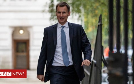 104111984 jeremy hunt1 - UK to pick ambassadors from private sector