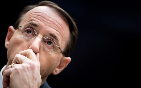 p06m29l2 - Rod Rosenstein: Trump has 'no plans' to sack Russia probe official