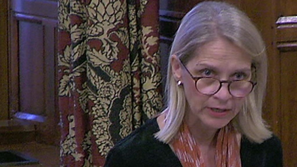 p06p0sbh - Women told they aren't 'thin enough' for eating disorder treatment, MPs told