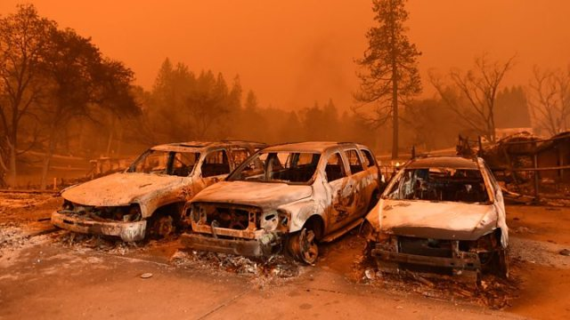 California wildfires Death toll rises to 25 - California wildfires: Death toll rises to 31 with 200 missing