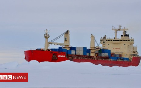 103972413 b1210d2f 6ab5 4e53 abc7 ba3862cd355c - Is the Arctic set to become a main shipping route?