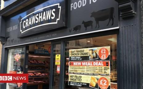 104113099 crawshaws - Beleaguered Crawshaws meat retailer stores sold in deal