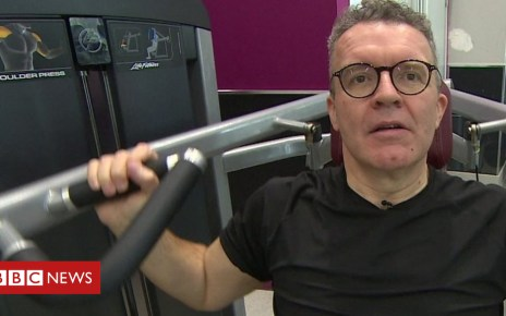 104129873 p06qgyxx - Tom Watson MP on losing weight and lifting weights