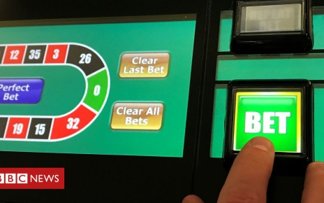 104137094 p06qjzgl - Bishop appalled at betting reforms 'delay'