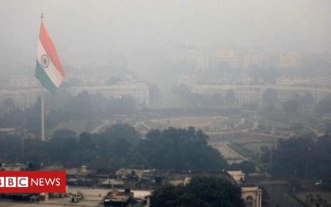 104223562 mediaitem104222942 - Deadly smog returns to Delhi after Diwali