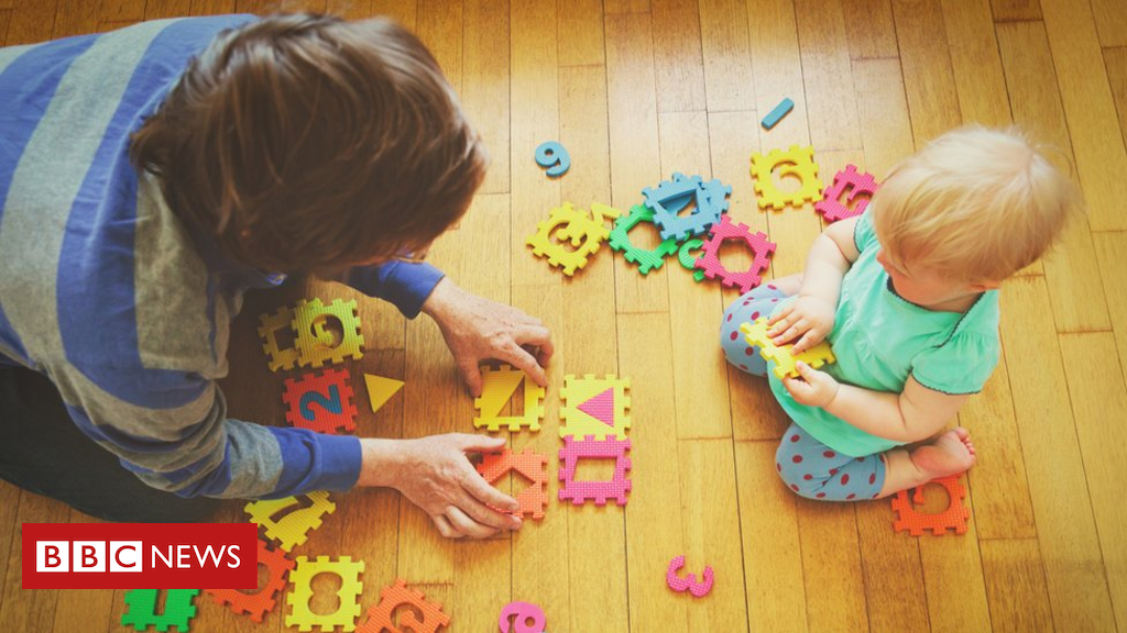 104231936 childcare getty - Glitch leaves childminders unpaid for a week