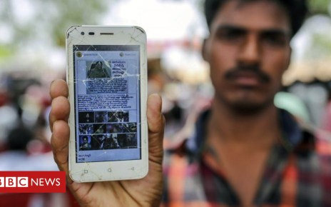 104237623 telan - Nationalism a driving force behind fake news in India, research shows