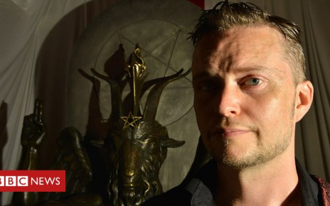104238563 gettyimages 585129506 - Sabrina makers sued by Satanic Temple over statue