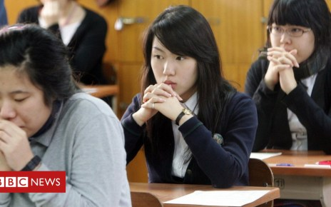 104306787 gettyimages 77919570 - Suneung: The day silence falls over South Korea