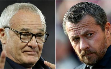 104333343 ran jok - Fulham sack Slavisa Jokanovic and appoint Claudio Ranieri