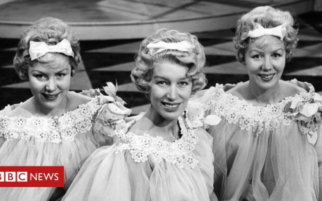 104336647 babs1 bbc - Babs Beverley, one third of the Beverley Sisters, dies aged 91