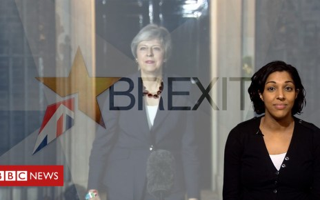 104344465 p06rx85w - Brexit: May under pressure over deal