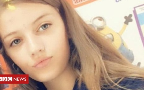 104344797 mediaitem103999336 - Lucy McHugh death: Man charged with murder of stabbed teen
