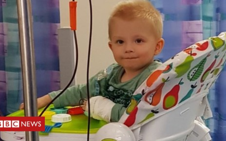 104353804 mediaitem104353803 - Giving blood: 'We are reliant on blood donors to keep Henry alive'