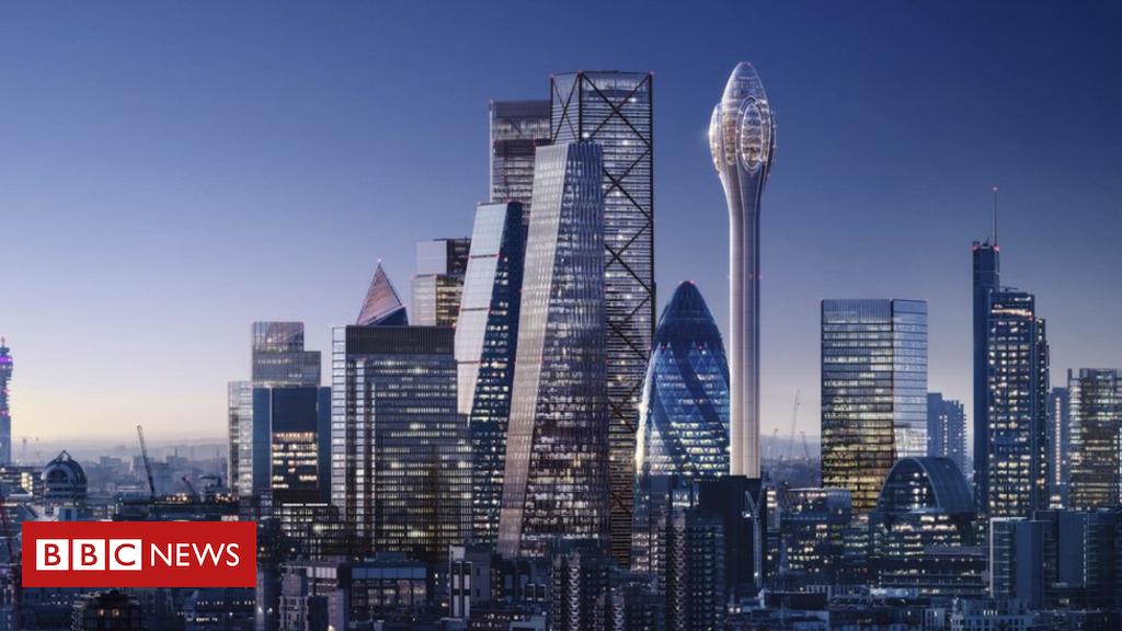 104396263 mediaitem104396262 - 'Tulip' tower planned for London's skyline