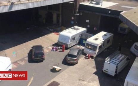 104405742 mediaitem104405739 - Thwaites Brewery travellers 'demanded £20k to leave site'