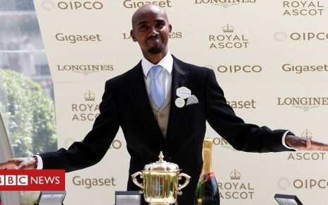 104408881 p06sbfmb - Mo Farah: Tokyo 2020 is on the cards