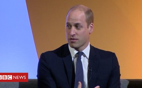 104421117 p06scbnr - William talks of being 'tipped over the edge'