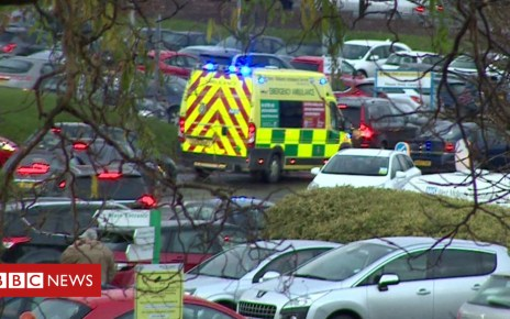 104451818 a eambulance - Mental health crisis patients face postcode lottery