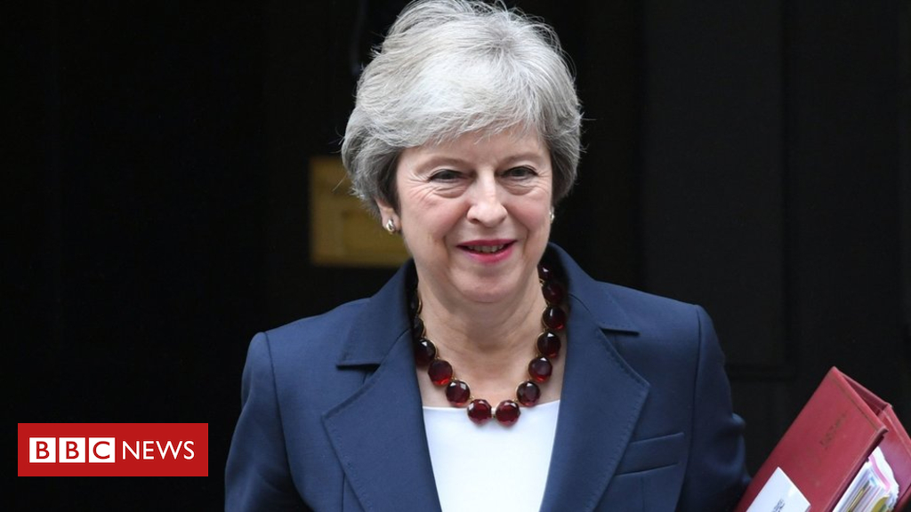 104477308 hi050776638 - Brexit: Theresa May's 'letter to the nation' in full