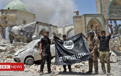 104511549 gettyimages 803998810 - After the caliphate: What next for IS?