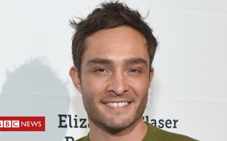 104547489 edwestwick gettyimages 1054701188 - Ed Westwick returns to filming on White Gold