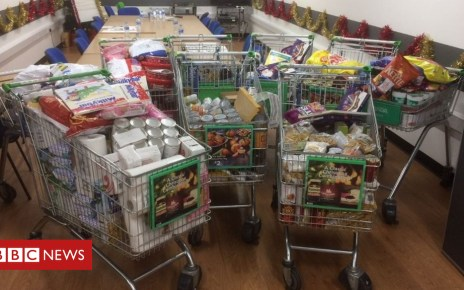 104554195 coventryfoodbank2911 - Facebook 'Food bank challenge' fills trolleys across England