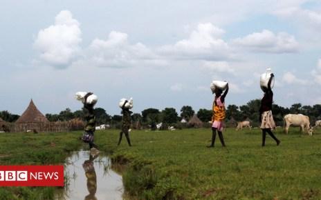 104560711 mediaitem104560710 - South Sudan region 'sees huge increase in rape', says charity